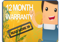 Our phone repairs warranty
